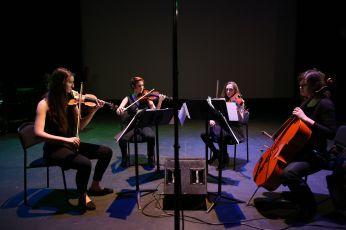 ISQ at LeBaron Portrait Concerts